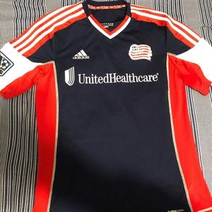 NWOT MLS New England Revolution Jersey